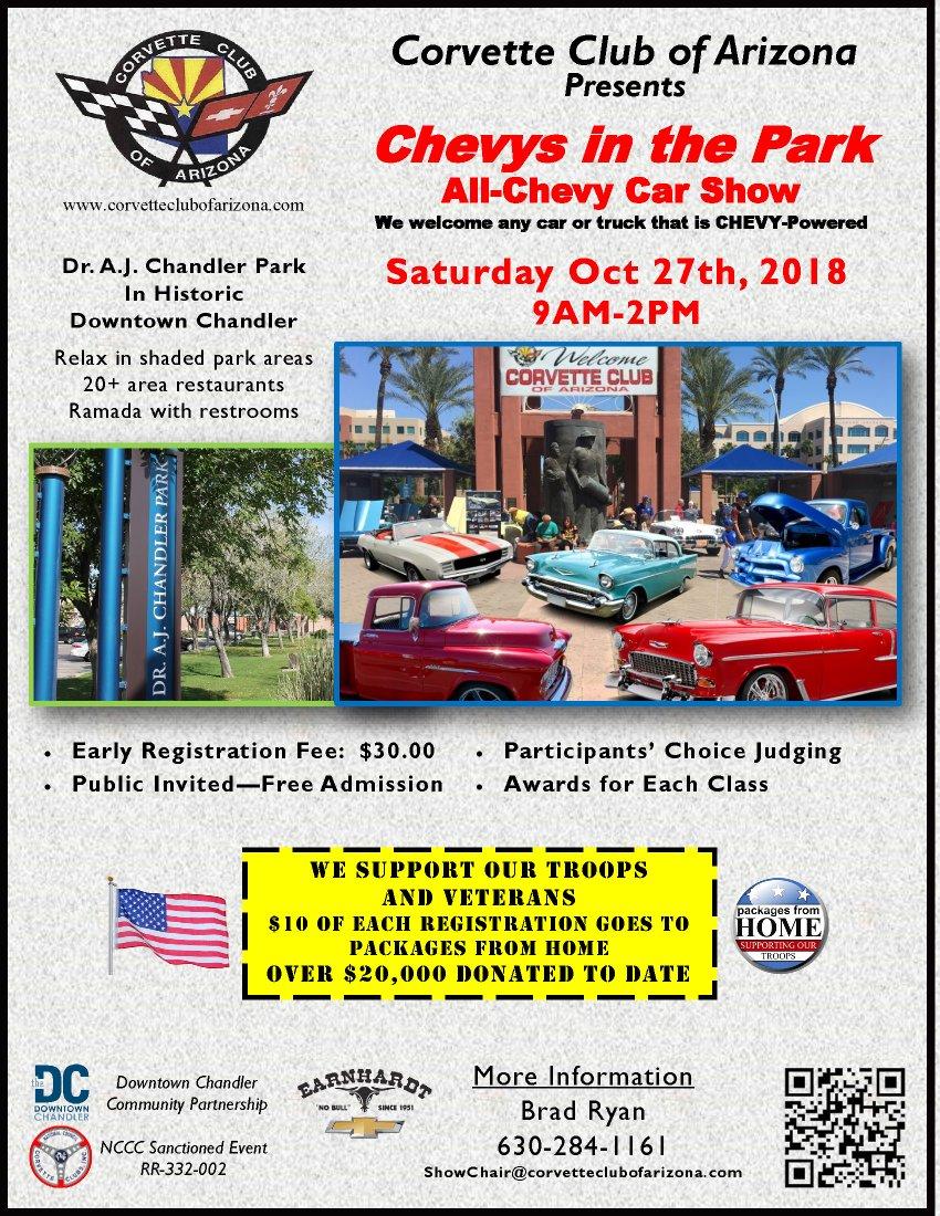 CCAHome - Fountain hills car show 2018